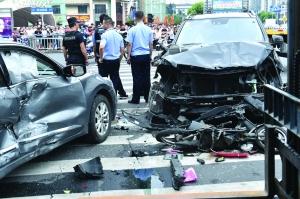 常州7・17交通事故肇事司机是汽