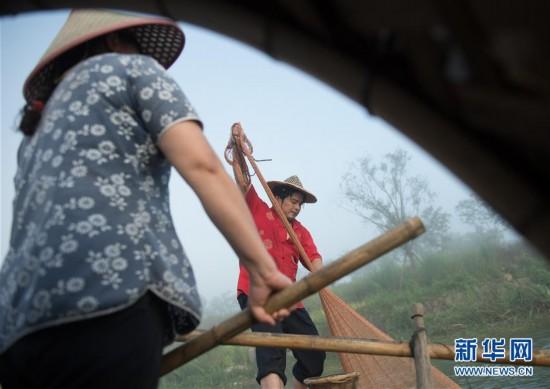 (社会)(1)江上渔模