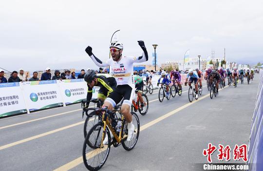 宁夏车队夺第十八届环青海湖赛第五赛段冠军