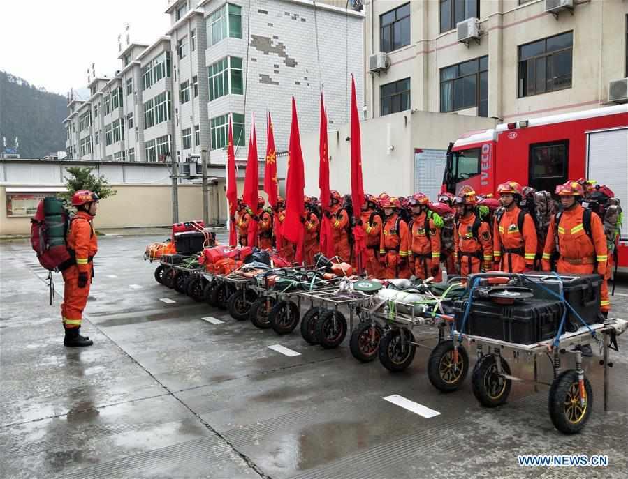 CHINA-TIBET-CONA-EARTHQUAKE (CN)