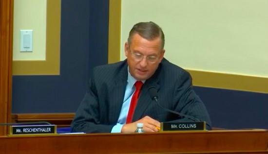 美国司法委员会副主席柯林斯:全球哪个公司真正致力于打假?阿里