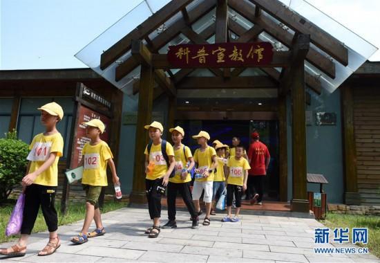 (社会)(6)暑期爱心托管班:让企业员工子女开心过暑假