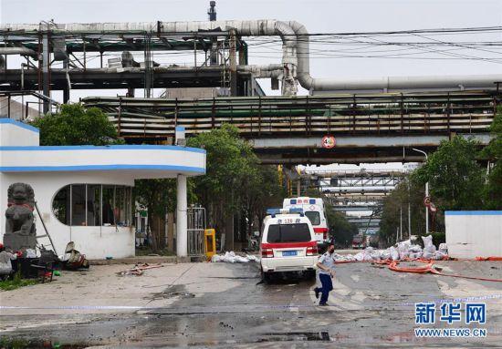 (突发事件后续)(4)河南义马气化厂爆炸事故现场搜救工作基本结束