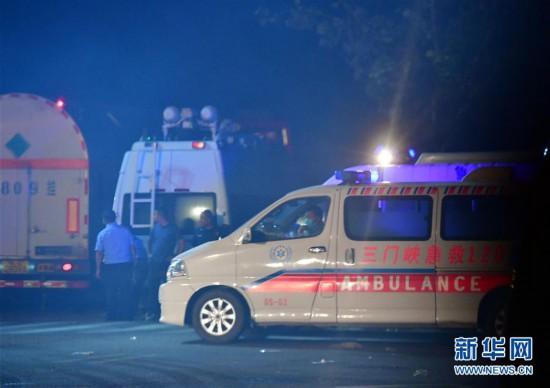 (突发事件后续)(2)河南义马气化厂爆炸事故现场搜救工作基本结束