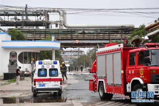 (突发事件后续)(1)河南义马气化厂爆炸事故现场搜救工作基本结束
