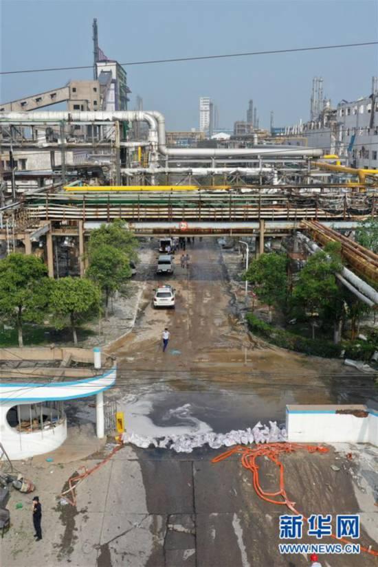 (突发事件后续)(6)河南义马气化厂爆炸事故现场搜救工作基本结束