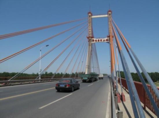 公轨合建 山东济南黄河公路大桥扩建工程即将启动