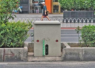 北京街道可综合执法 东城区幸福大街增设尾气检测探头