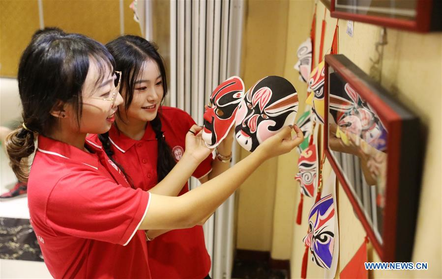 CHINA-HEBEI-SHIJIAZHUANG-INTANGIBLE CULTURAL HERITAGE (CN)