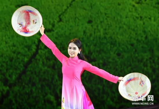 (文化)(4)《絲路放歌》展演在云南楚雄舉行