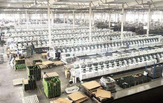 淮安区积极督促企业落实防暑降温保障措施