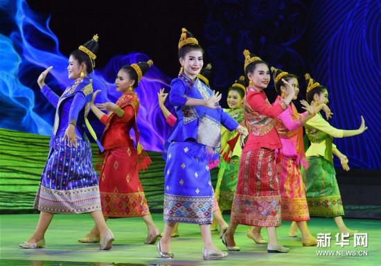 (文化)(2)《絲路放歌》展演在云南楚雄舉行