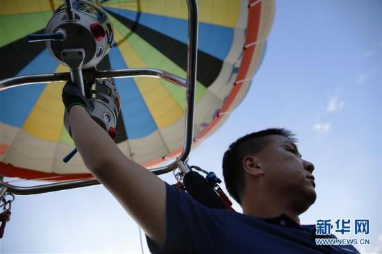 "(XHDW)(4)跟着热气球飞行员""上天"""