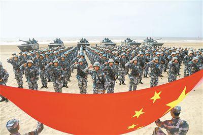 """中国军队代表队启程赴5国参加""""国际军事比赛-2019"""""""