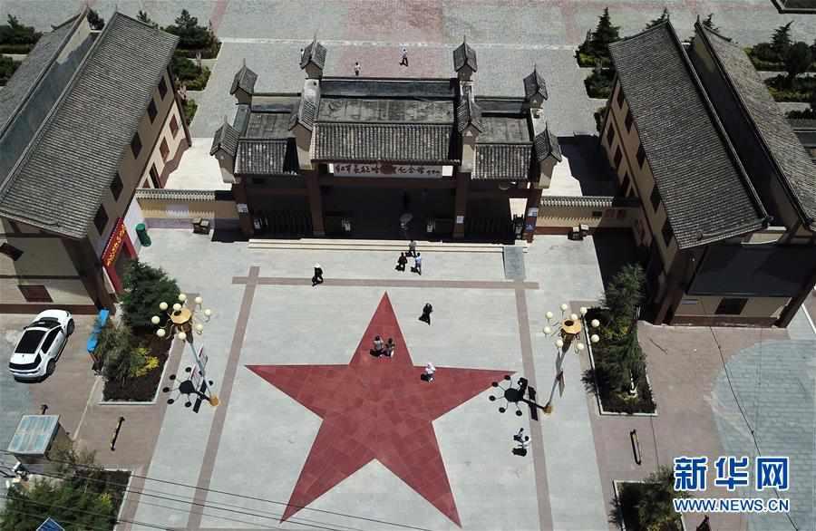 (社会)(1)甘肃多地迎来红色旅游热