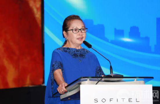 """""""一带一路"""" 中国——菲律宾人文交流与经济合作论坛26日在马尼拉成功举办"""