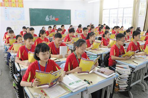 南寧市良慶區五象湖初級中學教育教學質量全面提升