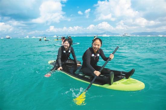 三亚:高质量打造千亿级旅游产业