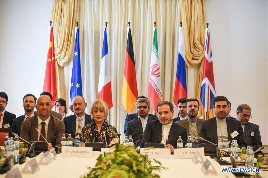 AUSTRIA-VIENNA-JCPOA-IRAN NUCLEAR DEAL-COMMITMENT