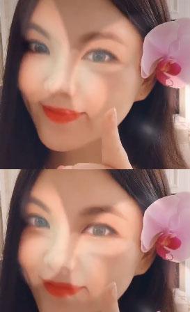 李湘�唱歌��l�V�R下�^�e�r花�甜美歌姬