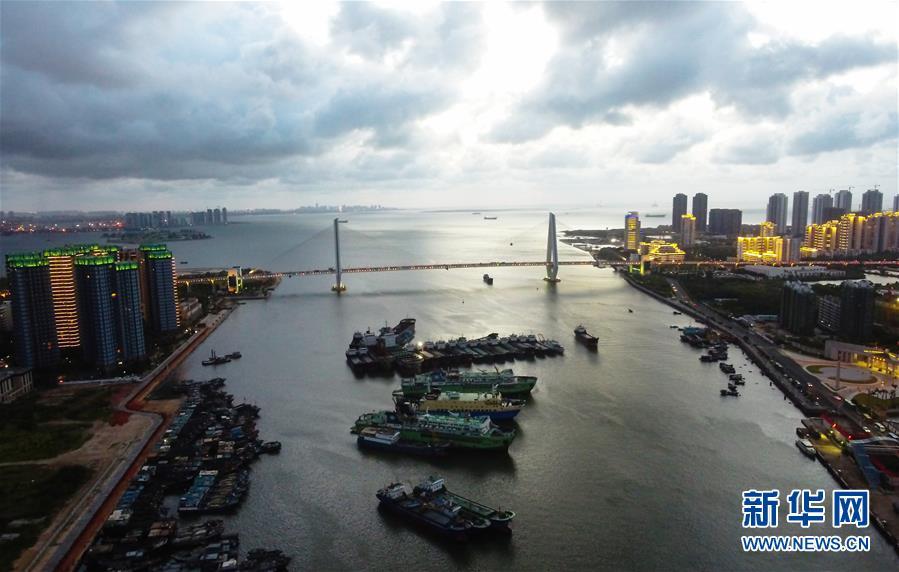 (环境)(1)海南发布台风四级预警