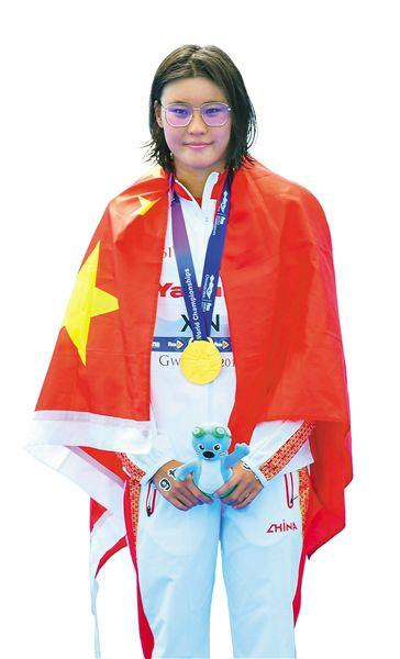 游泳世锦赛中国队16金:跳水队梦幻游泳队有忧