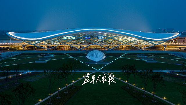 构建开放大通道 建设美丽新盐城——写在盐城至韩日国际全货机航线开通之际