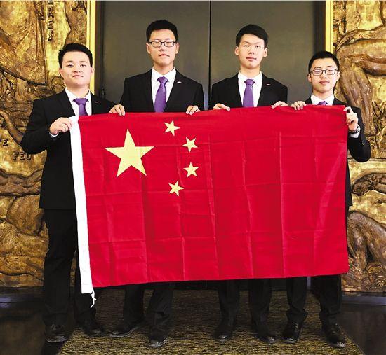 刚刚拿下化学奥赛世界第一这个杭州学生要去北大报到了
