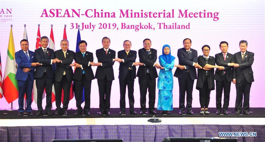 China, ASEAN countries agree to forge closer ties
