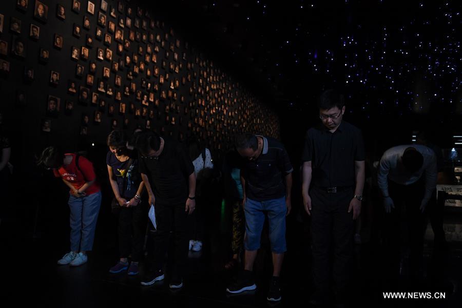 Nanjing Massacre survivor passes away at 91