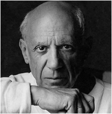 巴勃罗・毕加索肖像