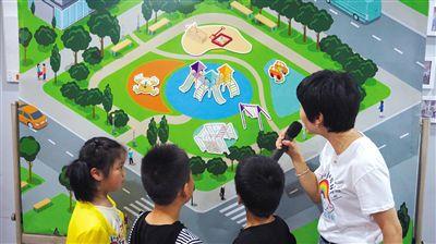 """健身器材难觅儿童""""专属""""居民呼吁高质量游乐设施"""