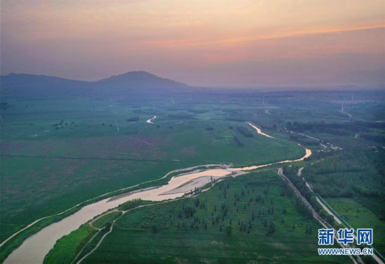 (环境)(1)建国家湿地公园 保一湖清水进京