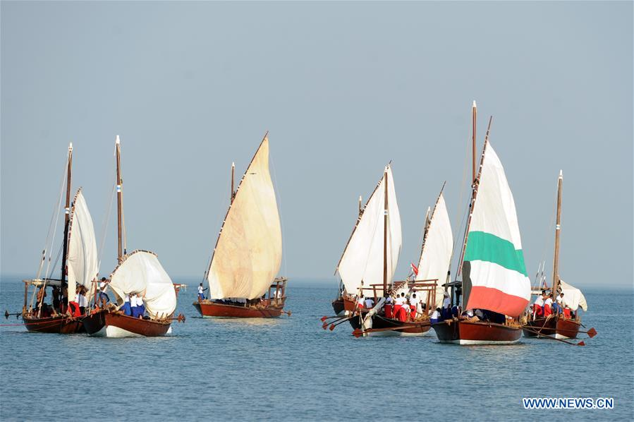 31st Pearl Diving Trip concludes in Kuwait City