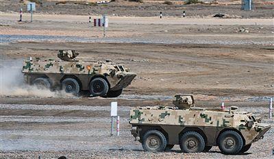 """12国陆战精英决战""""军事奥林匹克""""对公众开放"""