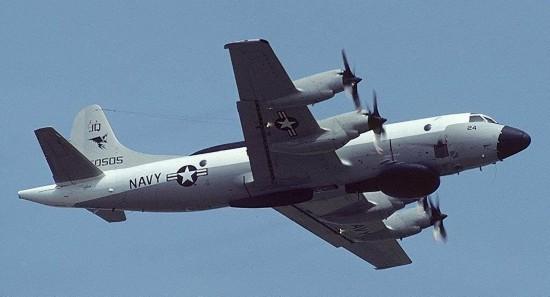 美军侦察机又对俄进行侦察上周曾有39架机抵近