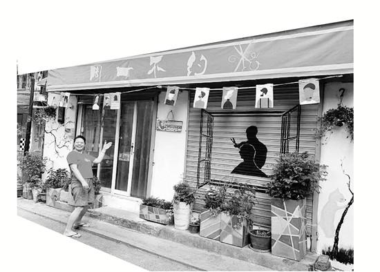 杭州:人人都是设计师 自家小区变成网红打卡点