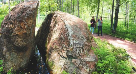 传说中天外飞来的殒石——