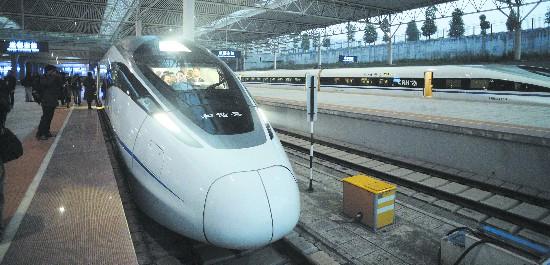 新中国第一条铁路 从成渝铁路到成渝高铁