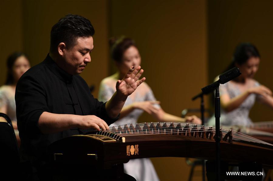 CHINA-SHANDONG-QINGDAO-INTERNATIONAL MUSIC FESTIVAL (CN)