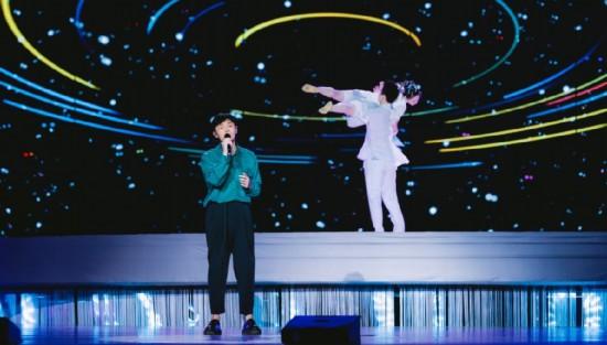 李荣浩的歌单上新啦!天上掉下个猪八戒歌词作词作曲的他竟然第一次唱!