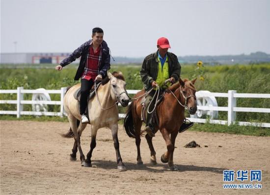 (经济)(2)坝上张北:全域旅游富万家
