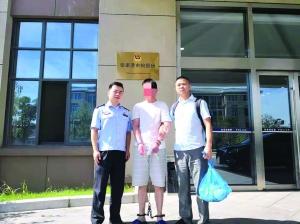 苏州张家港警方抓嫖意外逮到潜逃20年凶嫌