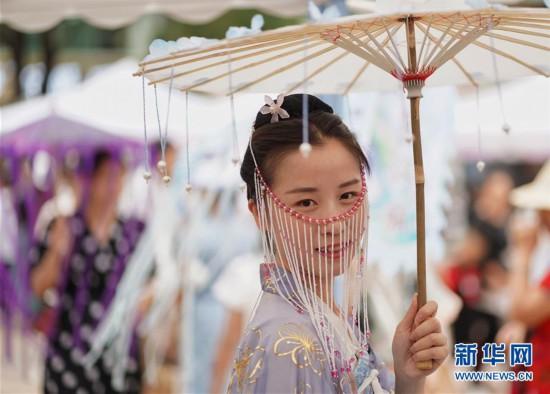 (文化)(1)传统服饰过七夕