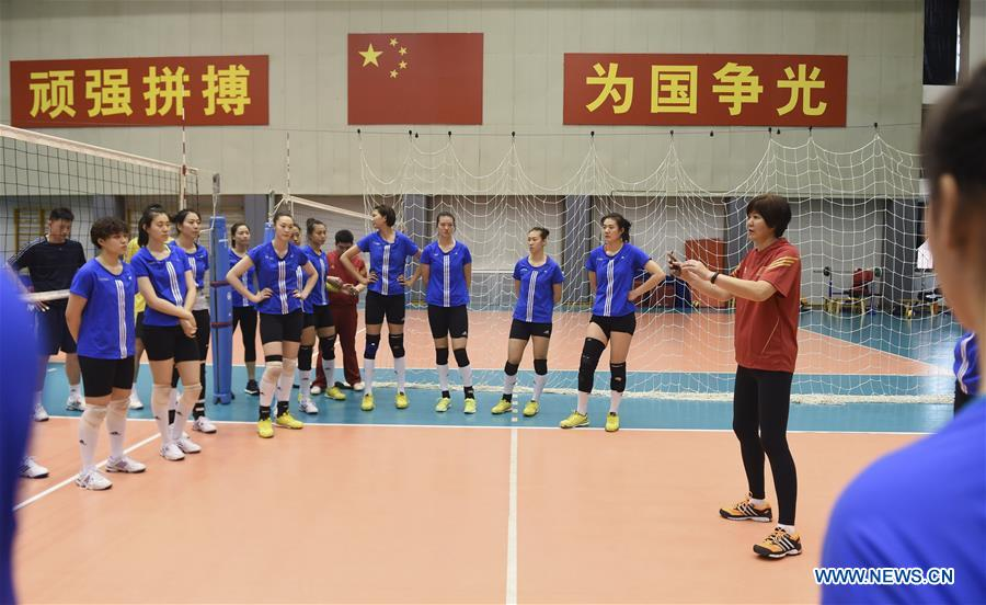 (SP)CHINA-BEIJING-70TH ANNIVERSARY OF PRC FOUNDING-CHINESE SPORTS HISTORY-PROFESSIONAL SPORTS-NATIONAL FITNESS
