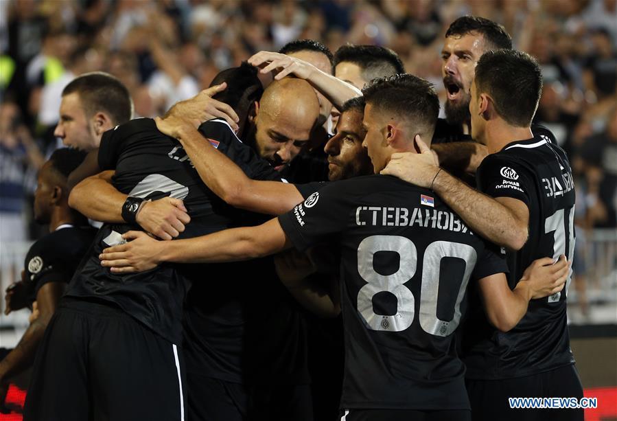 (SP)SERBIA-BELGRADE-FOOTBALL-UEFA EUROPA LEAGUE-PARTIZAN VS MALATYASPOR