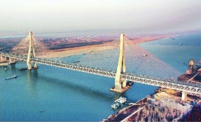 湖北已建和在建长江大桥36座 平均每隔29公里有一座长江大桥