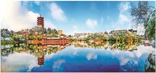 重庆渝北:休闲度假胜地彰显刚柔并济的颜值