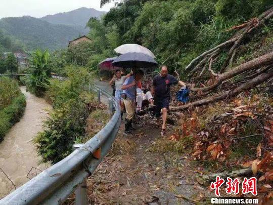 杭州临安遇短时局地暴雨致3人遇难4人失联