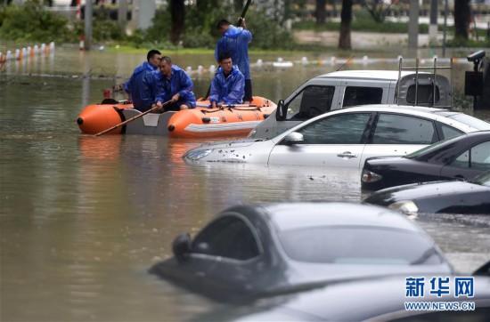 """台风""""利奇马""""已致417万人受灾紧急转移安置超百万人"""